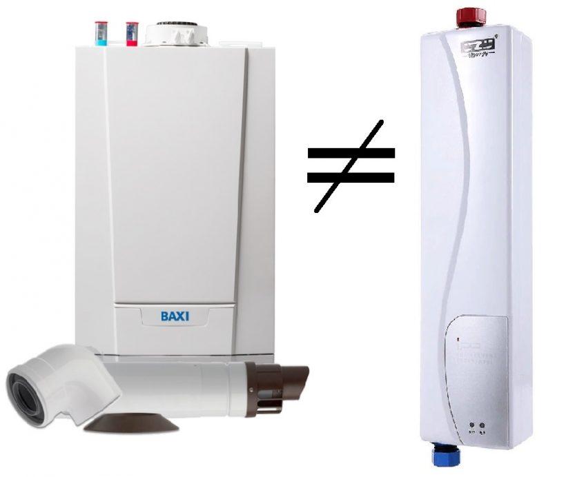 Какое выбрать отопление - газовое или электрическое