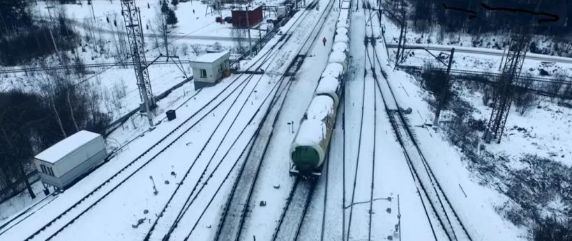 Б.10.1. Транспортирование опасных веществ железнодорожным транспортом. Тесты с ответами.