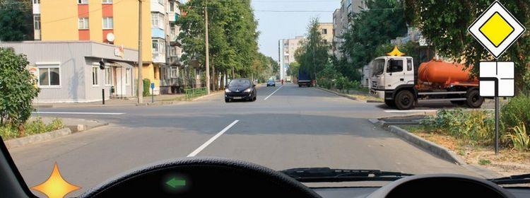 ПДД Билет 5 y-mas.ru вопрос 15